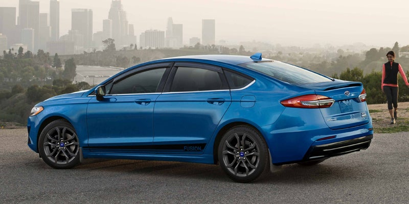 2019 Ford Fusion  photo